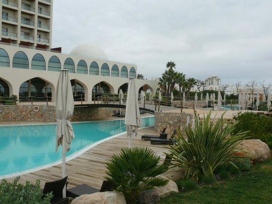 Crowne Plaza Vilamoura - Algarve: Piscina