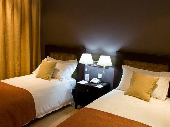 Protea Hotel Chipata: Twin Bedroom