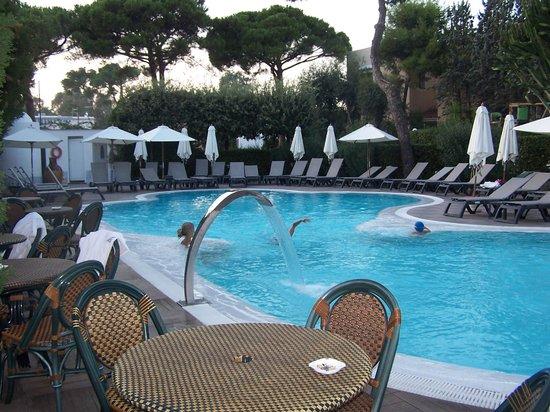 Hotel Hermitage & Park Terme: 1° piscina