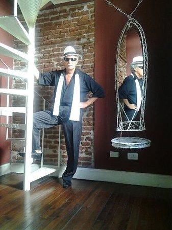 Apassionata Tango:                   zum schmunzeln