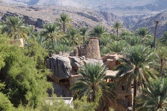 Muscat, Oman: Misfat Al Abreen