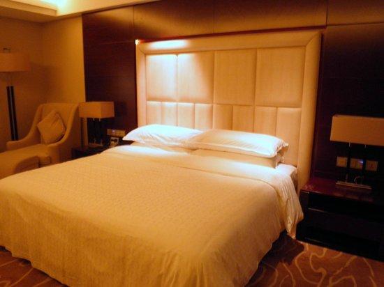 Sheraton Shanghai Hongkou Hotel: ダブルのお部屋