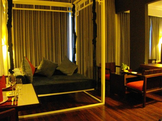 Memoire d' Angkor Boutique Hotel: The swing