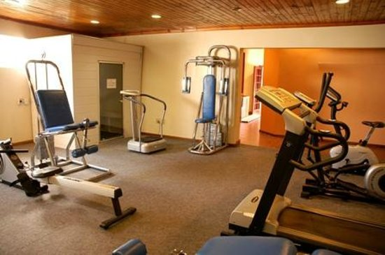Protea Hotel by Marriott Worcester Cumberland: Gym