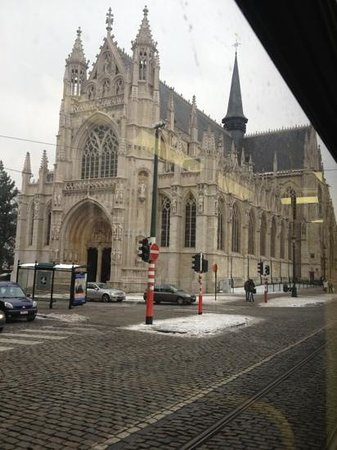Notre Dame du Sablon : Notre-Dame au Sablon