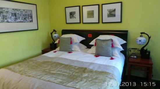 Hotel Cote Cour Beijing:                   Bed