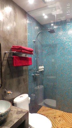 Hotel Cote Cour Beijing:                   Douche