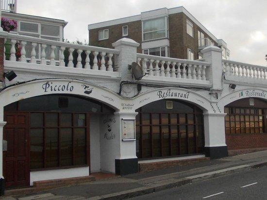 Piccolo Italian Restaurant: Piccolo, Shorefield Rd, Westcliff-on-Sea.