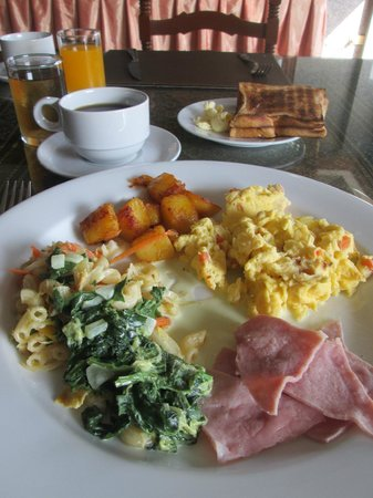 Royal Asia Lodge Bangkok:                   Breakfast from 7-11