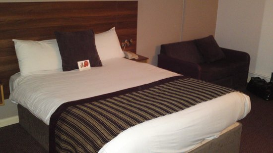 Jurys Inn Belfast:                                     Double Room