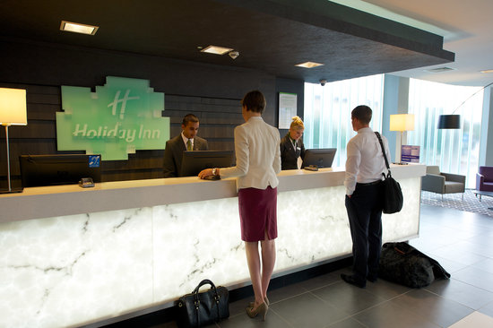 Holiday Inn Southend: A Warm Welcome