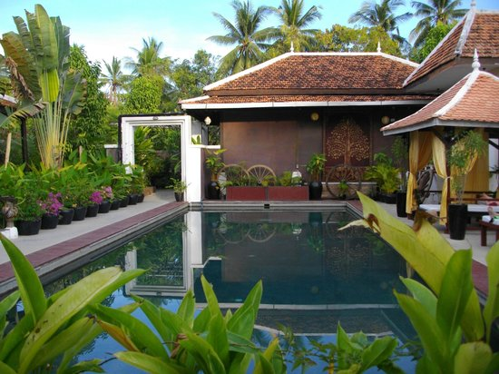 The Sanctuary Villa: Pool