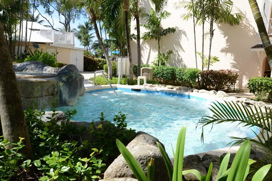 Turtle Beach by Elegant Hotels:                   Adults only - Jacuzzi Pool