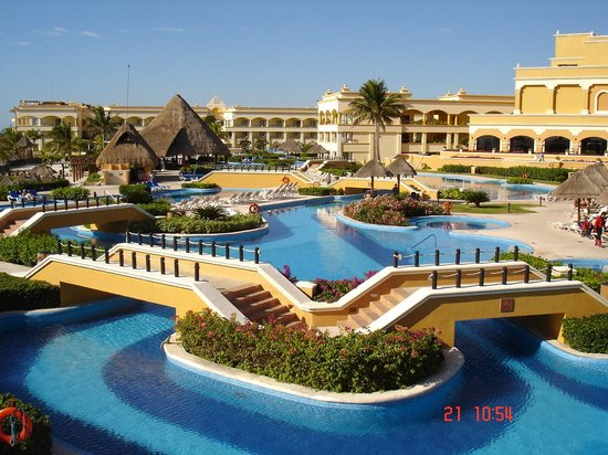 Heaven at the Hard Rock Hotel Riviera Maya: Piscine