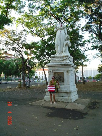 Photo Tours of Martinique Day Tours: Monumento de Josefina Bonaparte