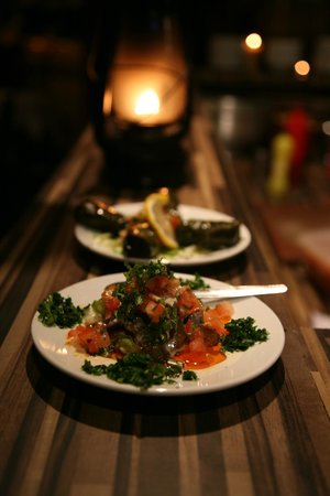 Kan Zaman Restaurant: maqdous