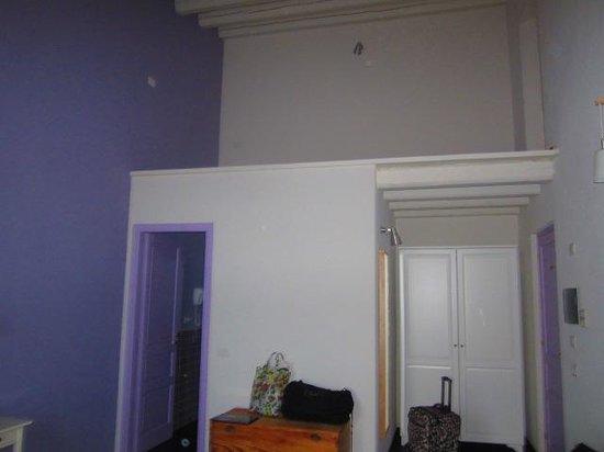 Loft In Triple Room