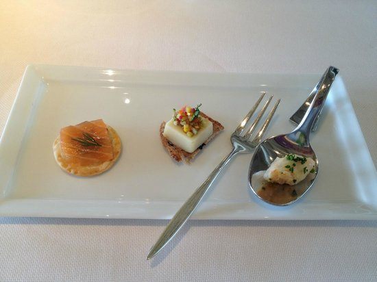 Caprice (Central): complimentary starter