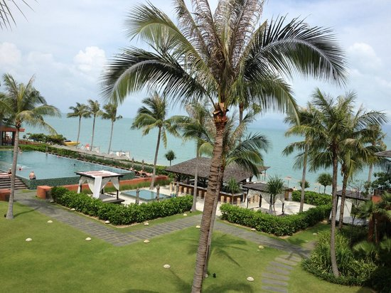 Hansar Samui Resort: So schön