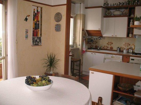 B&B Gemma Bossi: Cucina
