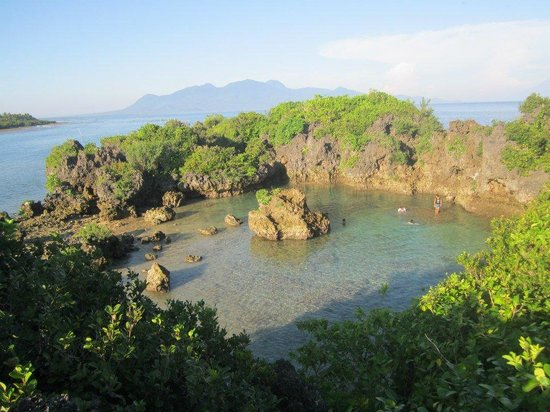 Sorsogon, Philippines:                   Paguriran Island