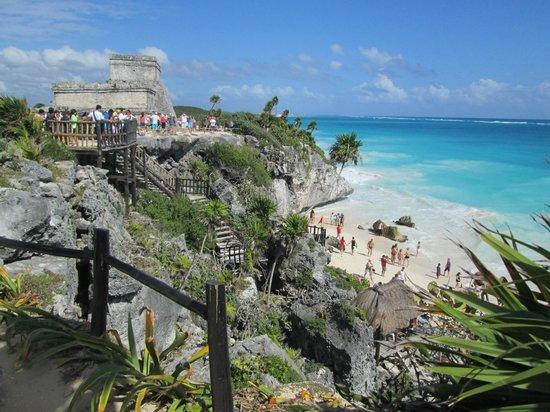 Grand Palladium Riviera Resort & Spa: Tulum - Fantastic Mayan Ruins