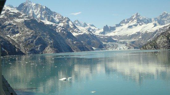 Glacier Bay National Park & Preserve: Stunning view in Glacier Bay