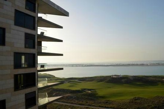 Park Inn by Radisson Abu Dhabi Yas Island: View from level 5