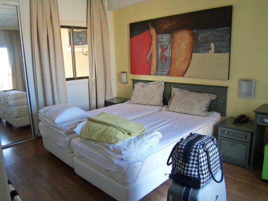 The King Jason Paphos: Bedroom - 1 Bedroom Aparment