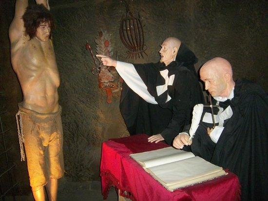 Museo della Tortura : L'Inquisizione