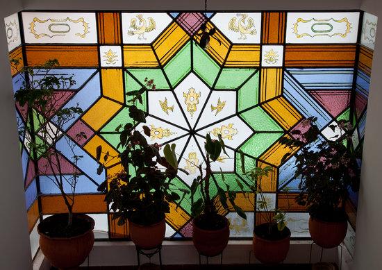 El Hostal de Su Merced: Decoration Details