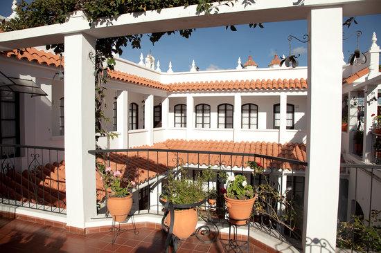 El Hostal de Su Merced: Sunny Terraces