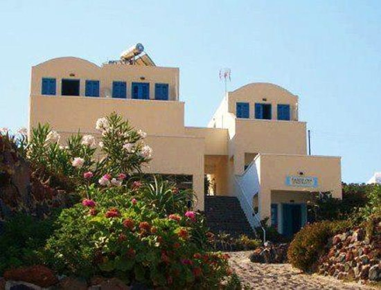 Panorama Apartments   Prices U0026 Condominium Reviews (Santorini/Oia, Greece)    TripAdvisor