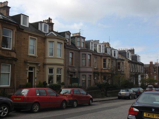 Fraoch House: Pilrig street