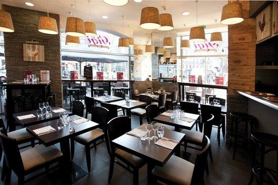 Le Cousture Hotel: Brasserie Gigi
