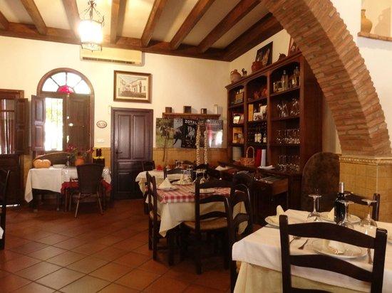 imagen Restaurante la Colmena en Higuera de la Sierra