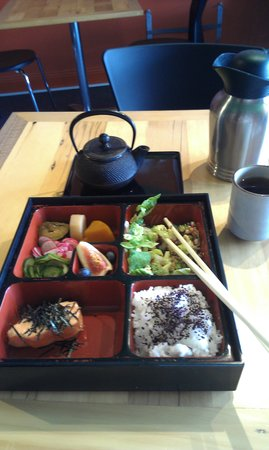 Chado-The Way of Tea: Jan bento box
