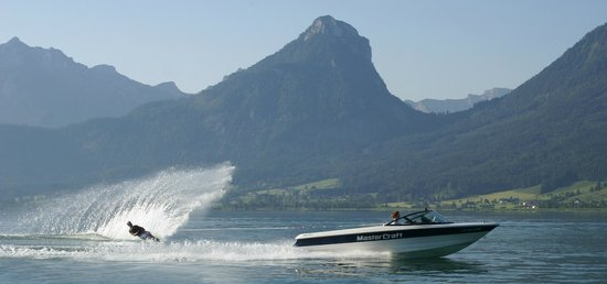 Hotel Furian am Wolfgangsee: Wasserski & Wakeboard Coaching