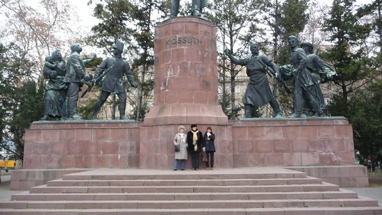 Katalin - Budapest Tour Guide