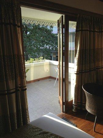 Malaysia Hotel: die Terrasse