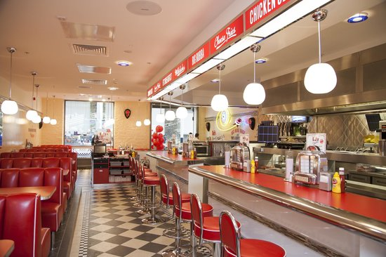 Ed 39 s easy diner swindon restaurant reviews phone for Diner picture