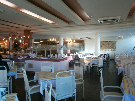 Praiatur Hotel Florianopolis: 25 Ingleses-Praiatur Hotel: desayunador