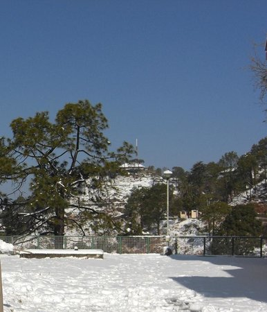 Kasauli Castle