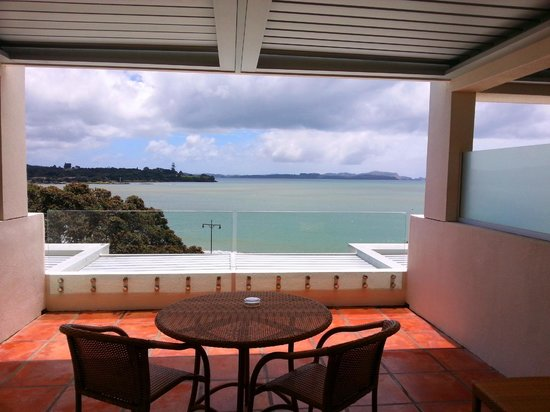 Paihia Beach Resort & Spa: View from room