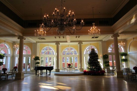 The Omni Homestead Resort: Ballroom