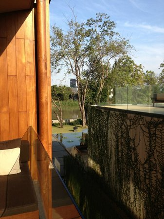 Anantara Chiang Mai Resort: Balkon