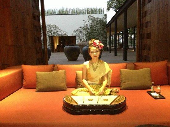 Anantara Chiang Mai Resort: Abendmusik