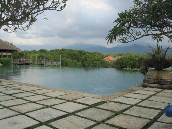 Naya Gawana Resort & Spa: Piscine