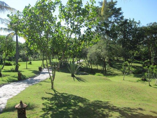 Naya Gawana Resort & Spa: parc de l'hôtel