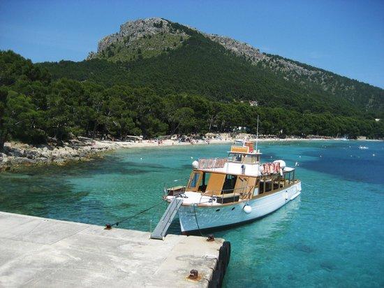 Mallorca, Spania: baia di Cap Formentor